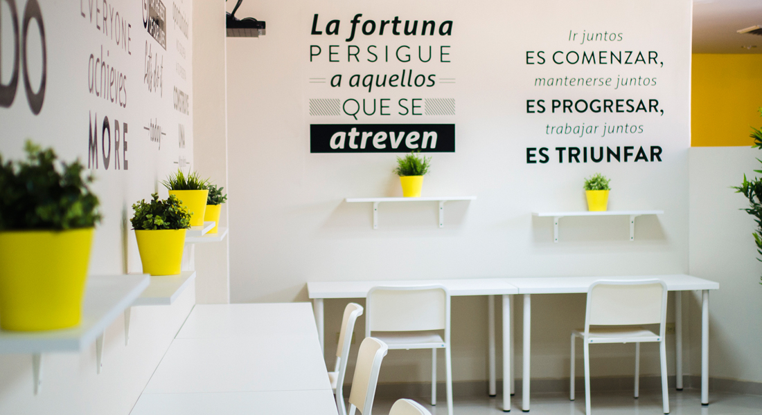 Espacio de Co-Working en Ensenada Business Center